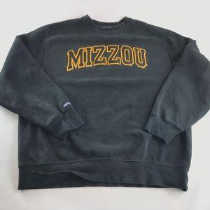Mizzou JanSport Pull Over Sweatshirt